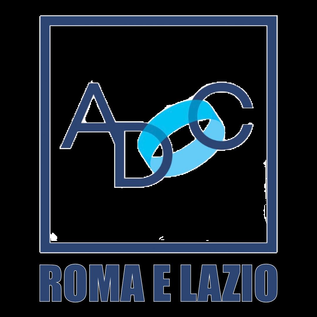 ADOC Roma e Lazio logo 2021